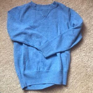 J. Crew Crew Cuts Blue Pullover Sweater Size 3 3T